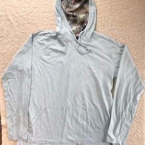 Men's Free Planet Patterned Hoody